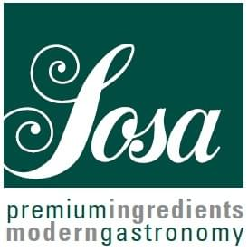 Sosa Ingrédients Premium Ingredients Modern gastronomy